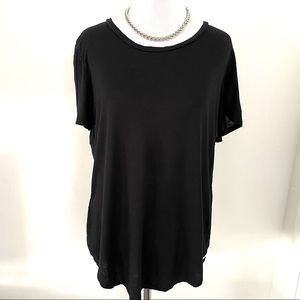 Tops - Trendy Black Blouse From Freebird
